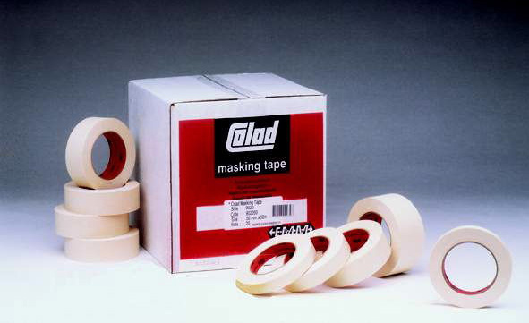 Маскирующая лента Colad Masking Tape NORMAL