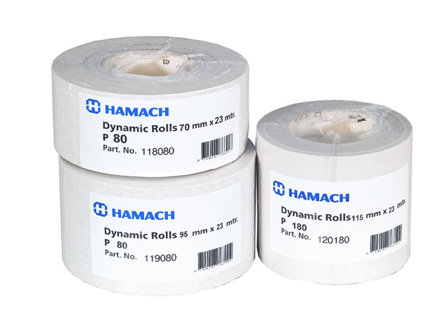 Hamach Dynamic roll